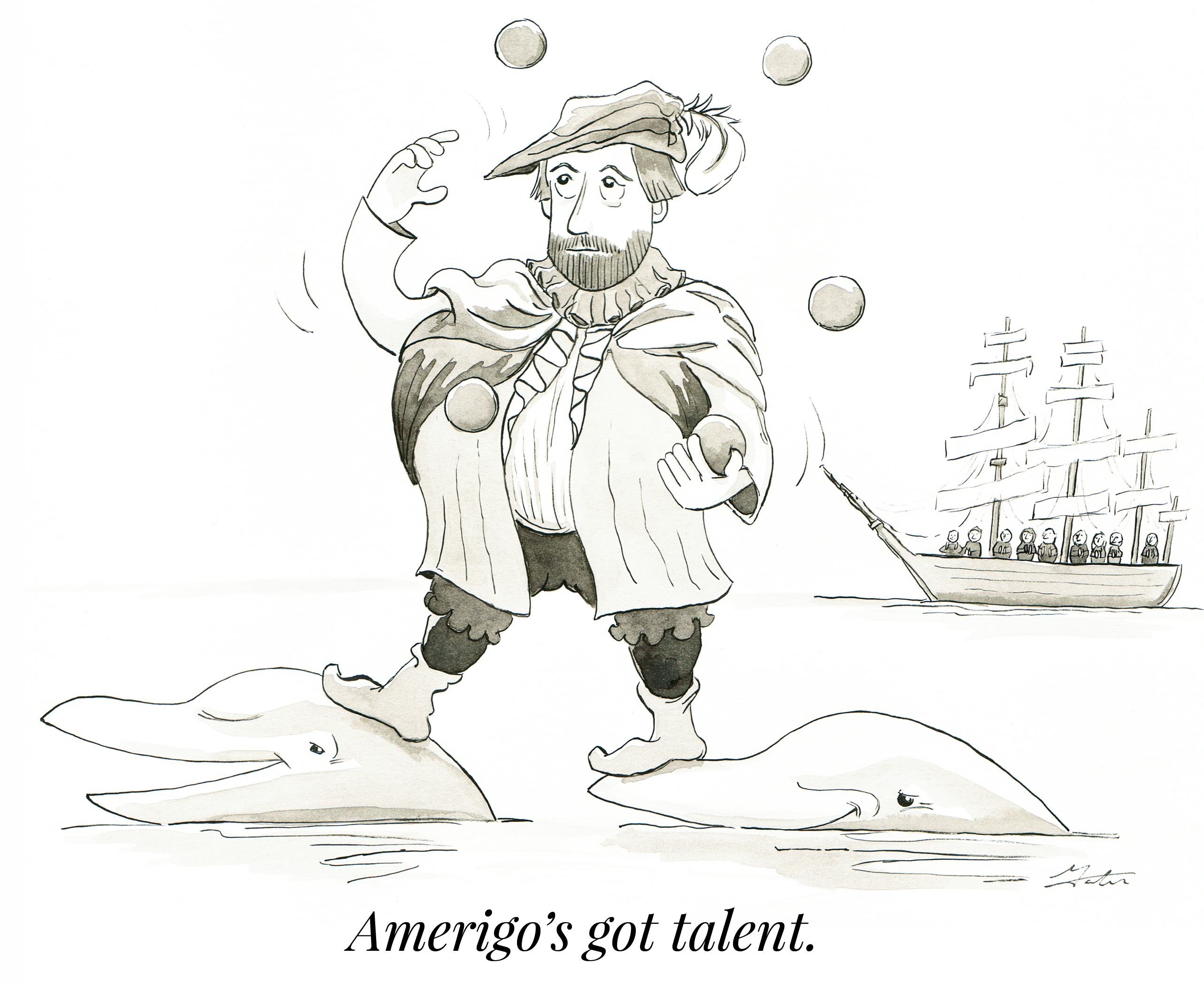 America's Got Talent: Amerigo