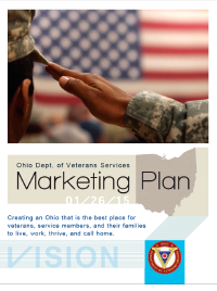 Veterans Services marketing plan
